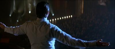 Angier (Hugh Jackman)