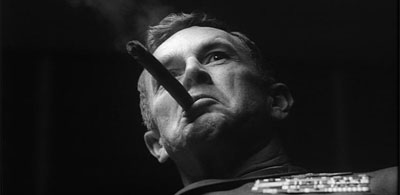 Sterling Hayden as General Ripper
