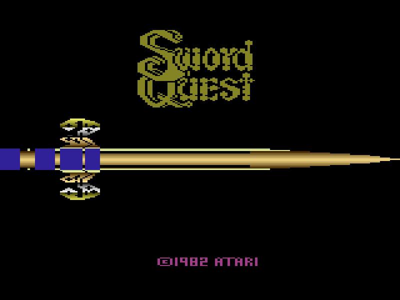 Swordquest Earthworld